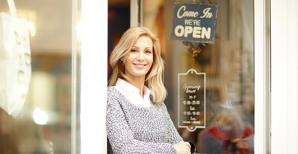 Clothing store owner businesswoman recession proof marketing